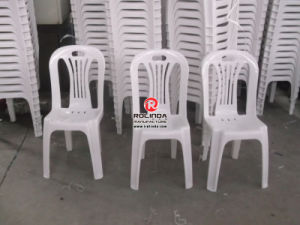 Wholesale Cheap Stackable Plastic Chair Different Colors pictures & photos