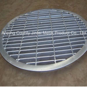 Galvanized Bar Grating for Building