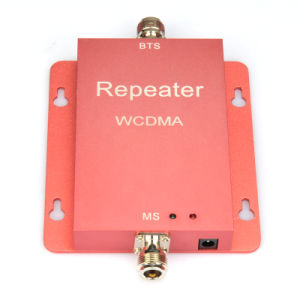 Popular 2100MHz Signal Booster WCDMA Signal Repeater pictures & photos