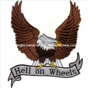 Appeal Accessories Eagle Embroidered Patch (YS-05) pictures & photos