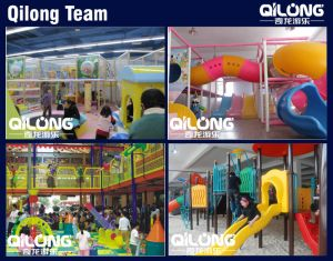 Single Level Children Toy Playground Sets (QL-150413D) pictures & photos