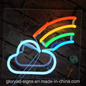 Illuminate Logo Soft Neon Signs for Home and Bar Signage pictures & photos