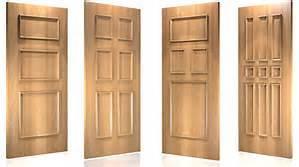 Solid Wooden Fire Door with BS Standard pictures & photos