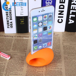 fashion Speaker Silicone Holder for Phone pictures & photos