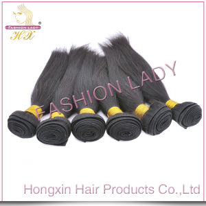 Natural Color Straight Indian Virgin Remy Hair Wholesale