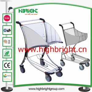 Airport Duty Free Shopping Cart Trolley pictures & photos