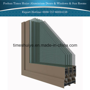 Aluminium Hanging Door Manufacturer with Good Quality and TUV Audit pictures & photos