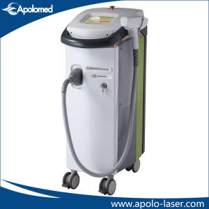 Hair Removal Long Pulse ND: YAG Laser Machine for Dark and Tanned Skin pictures & photos
