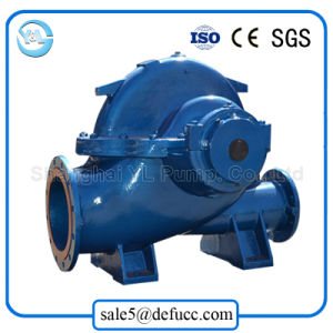 Low Volute Type Horizontally Split Double Suction Centrifugal Water Pump pictures & photos
