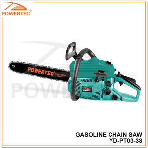Powertec 2-Stroke Petrol Chain Saw (YD-PT03-38) pictures & photos