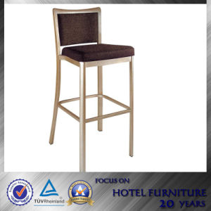 Hotel Used Aluminum Bar Chair 12097
