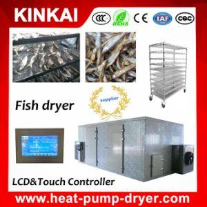 Kinkai Heat Pump Dryer Type Dry Fish Processing Machinery pictures & photos