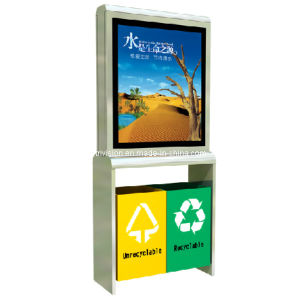 Roadside Aluminum Alloy Eco-Friendly Scrolling Lightbox (TOP-SB089) pictures & photos