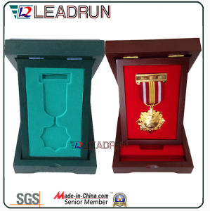 Badge Collection Case Medal Gift Souvenir Commemorative Coin Box EVA Insert Pack Box (32)