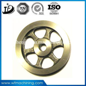 OEM Iron Casting Flywheel with CNC Machining Services pictures & photos