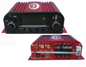 Car Amplifier Ty-810 New Model pictures & photos