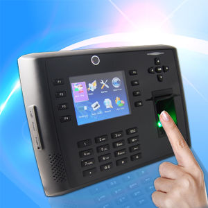 Biometric Fingerprint Access Control System with Display of User′s Photo (TFT700) pictures & photos