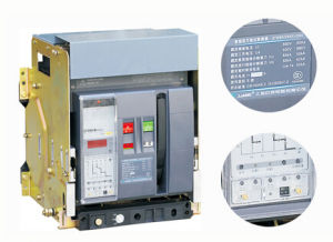 4000A Draw out Over Voltage Protection Intelligent Circuit Breaker pictures & photos