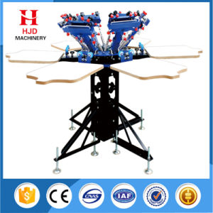 Personalize Manual T-Shirt Screen Printing Machine pictures & photos