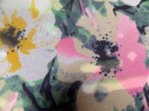 Hot Sale 100%Polyester Printing Chiffon Fabric for Summer Dress pictures & photos