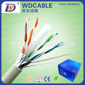 High Quality CAT6 Cabling for Computer