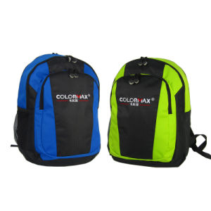 Fashion Backpack 600d Polyester pictures & photos