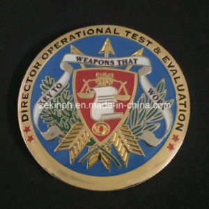Customized High Quality Military Challenge Coins for Souvenir pictures & photos