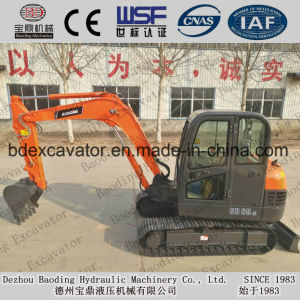 Baoding Machinery New Mini Crawler Excavators with 0.21m3 Bucket pictures & photos