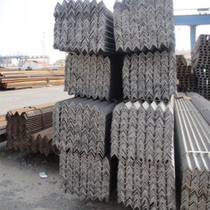 Standard Size Hot DIP Galvanized Iron Angle pictures & photos