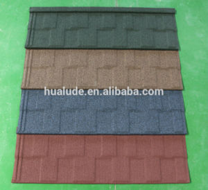 Stone Coated Roofing Tile pictures & photos