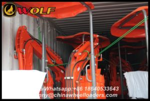 Small Digger 0.8ton Digger with Changchai Engine pictures & photos