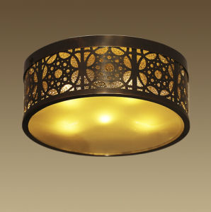 Vintage Reproduction Octagonal Moroccan / Egyptian Art Lamp (610A) pictures & photos