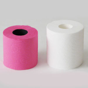 Wood Pulp Jumbo Paper Roll/Large Tissue Paper Roll Fk-99 pictures & photos