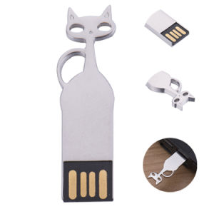 Rondaful USB Flash Drive 64GB Metal Pen Drive High Speed USB Flash 32GB 16GB 8GB 4GB Pendrive Flash Drive Gift USB Stick Owl pictures & photos