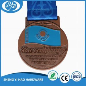 Wholesale Western European Sports Medals with Ribbon pictures & photos