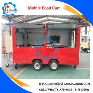 Commercial Fashion Design China Mobile Kitchen Kiosk pictures & photos