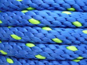 Polyester Solid Braid Rope (12/18 strands braided) pictures & photos