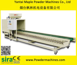 Auto Convey Powder Coating Weighing and Packing Machines pictures & photos