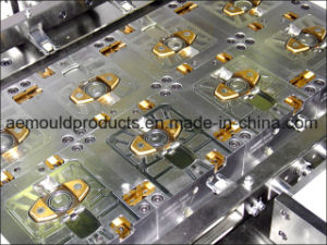Plastic Mold on Auto Precision Parts and Customized Avaliable Ejector Pin pictures & photos