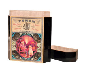 Luxury Wooden Cedar Cigar Box with Humidifier pictures & photos