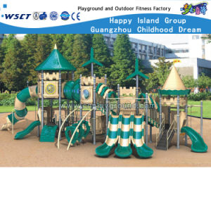 New Design Outdoor Playground Kids Slide Play Toys HD-Zbb701 pictures & photos