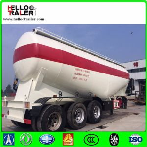 40cbm Bulk Cement Semitrailer with Compressor pictures & photos