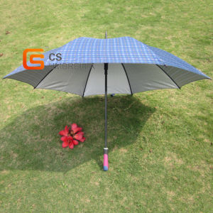 3-Folding Stain Flower Umbrellas (YS-3F1006A)