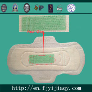 High Quality Sanitary Napkins Anion Sanitary Pads pictures & photos
