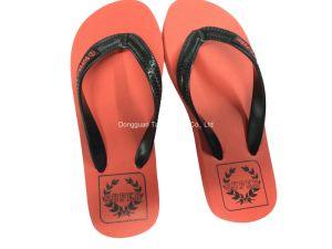 Men′s Plain Rubber Sandal pictures & photos