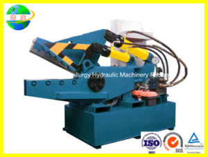 Promotional Alligator Hydraulic Shear for Steel Pipe (Q08-63) pictures & photos