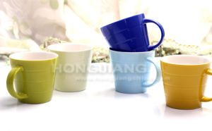 in Glaze Mug (HJ6012) pictures & photos