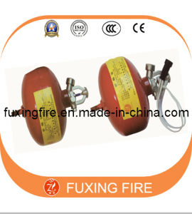Ultrafine Dry Powder Fire Extinguisher for Vehicles