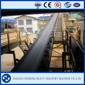 Inclination Belt Conveyor for Metallurgy pictures & photos