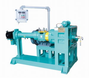 Xj-150L Plastic Rubber Sheet Extruder Machine Plastic Rubber machinery